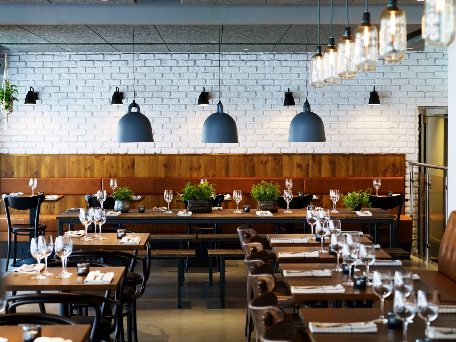 Comment Agencer Un Petit Restaurant