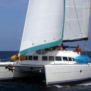 Location catamaran Cannes