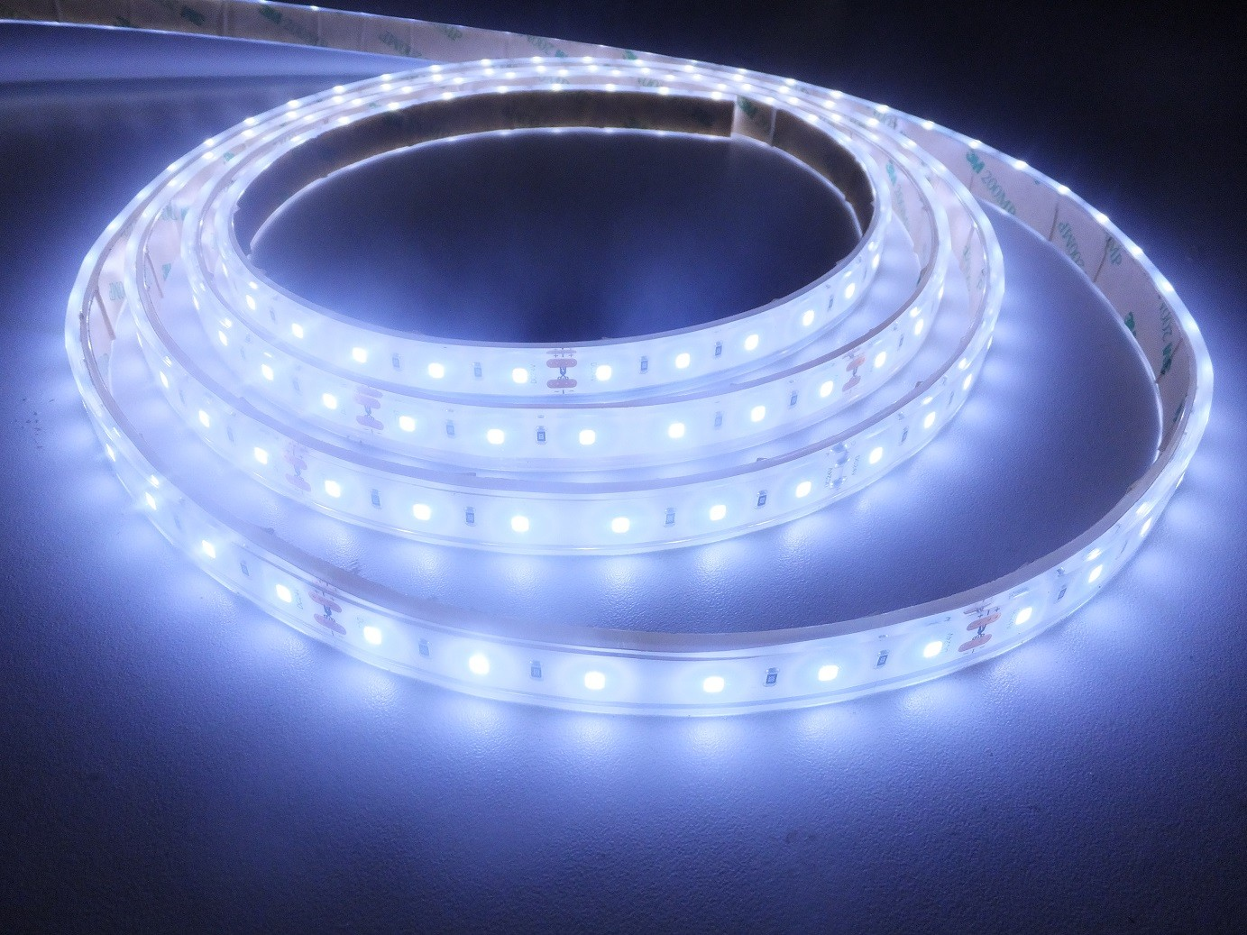 comment installer un ruban led
