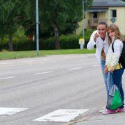 securite enfant route