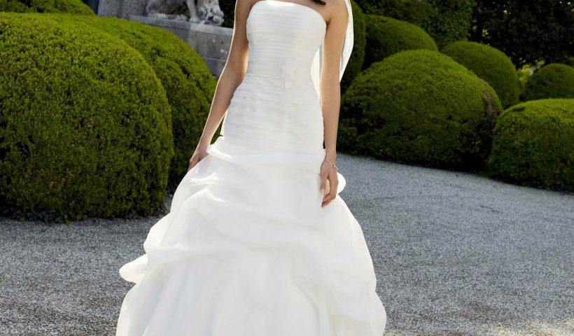 Belle robe de mariée pour son mariage