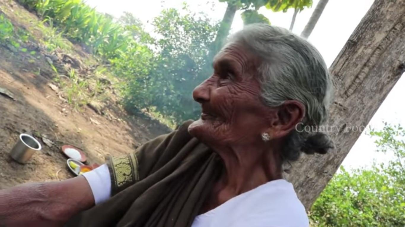 Country Foods : la chaîne Youtube de Mastanamma d'Andhra Pradesh