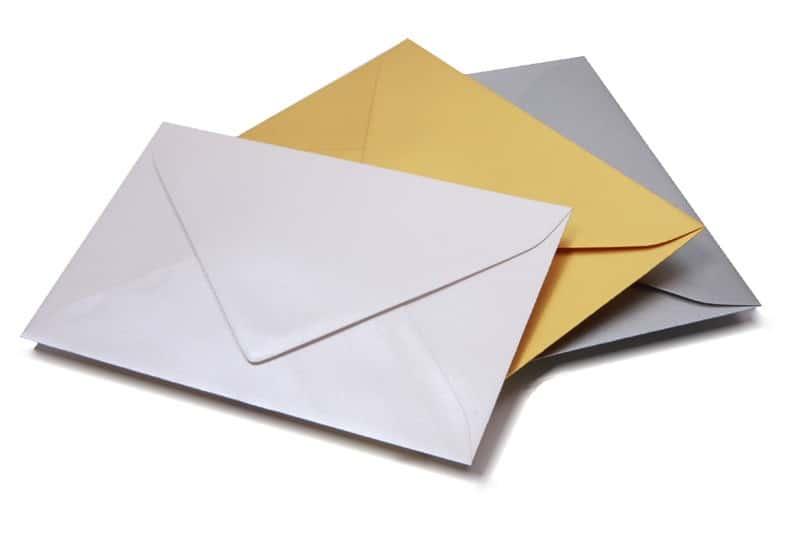 enveloppe lettre suivie l utilit de ce type de courrier. Black Bedroom Furniture Sets. Home Design Ideas