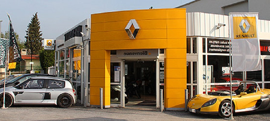 Comment organiser le garage renault for Renault service garage