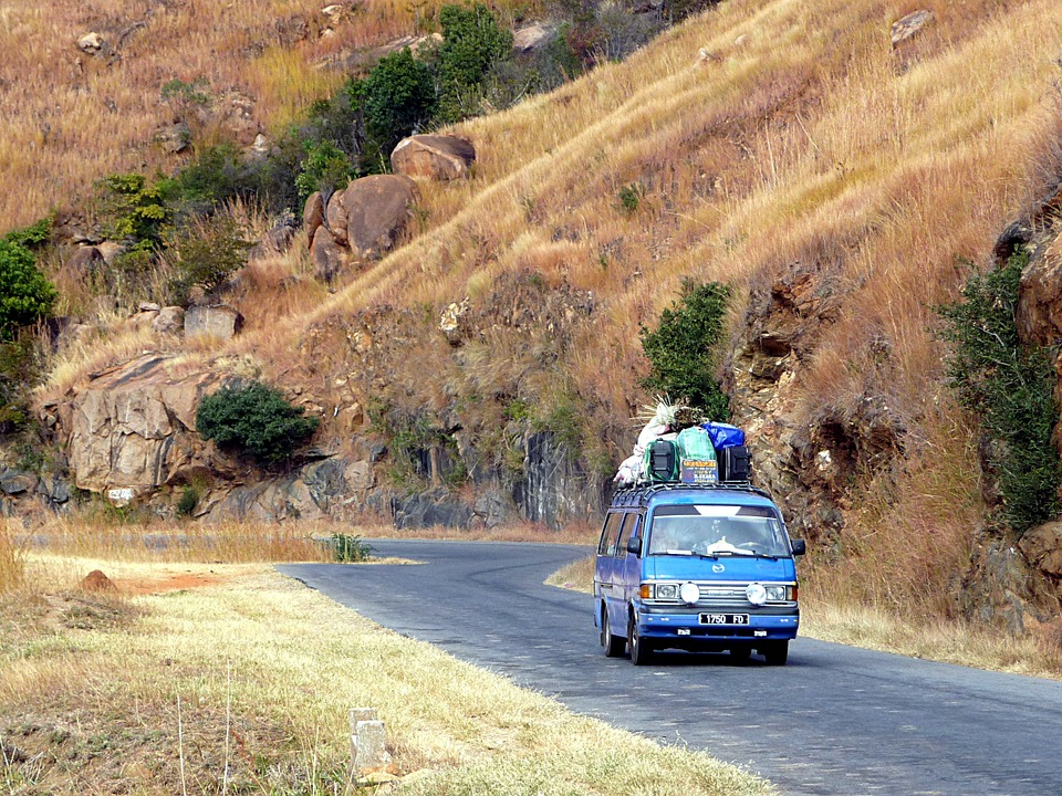louer une voiture à Madagascar