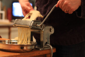 Machine à pâtes manuelle tompress