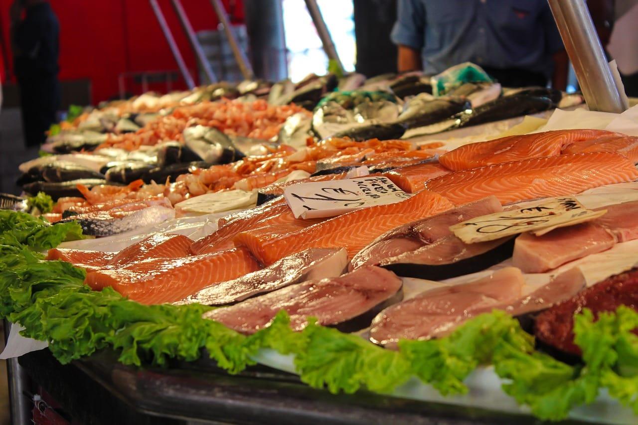 Les marchés de St Tropez